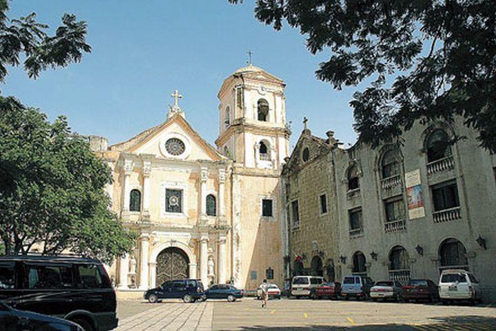 サン・アグスチン教会(イントラムロス)