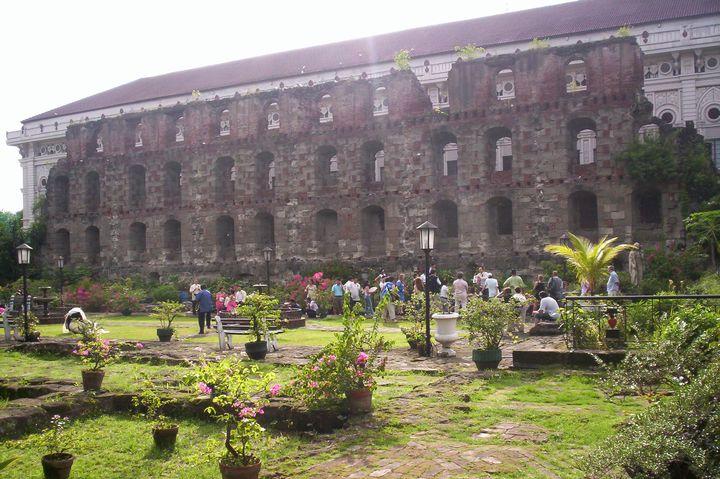 サンチャゴ要塞(イントラムロス)