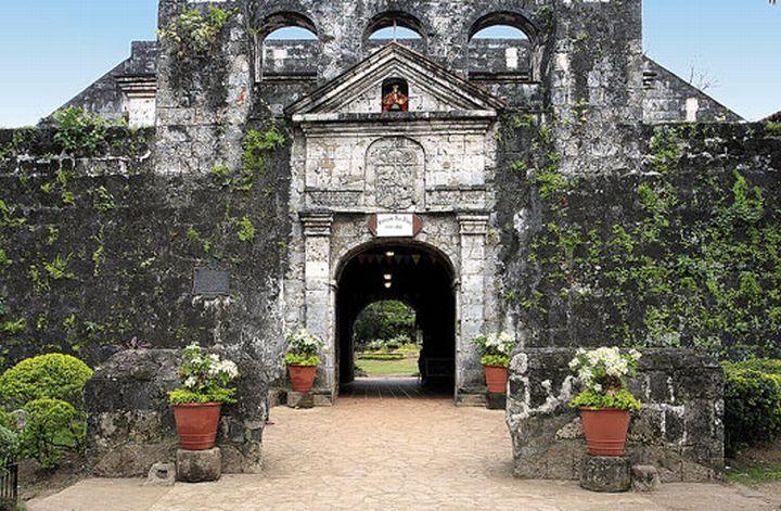 サン・ペドロ要塞