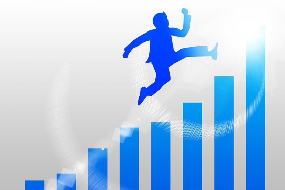 世界から高い注目を集める成長率!