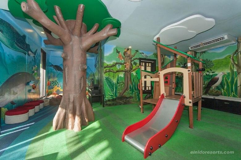 緑豊かな自然に取り囲まれたリゾート施設!