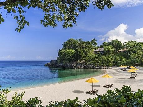 【関西発】フィリピン航空で行く!ボラカイ島4日間♪緑豊かな豪華リゾートホテル!『シャングリラホテル・デラックスシービュー』に滞在♪《往復送迎・朝食付》