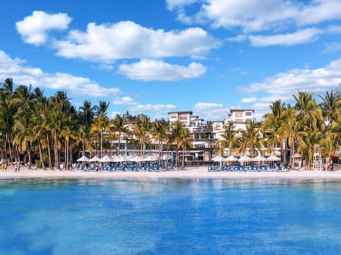 【中部発】フィリピン航空で行く!ボラカイ島5日間♪全室スイートルームのリゾートホテル!『ディスカバリー・ショアーズ・ジュニアスイート』に滞在♪《往復送迎・朝食付》