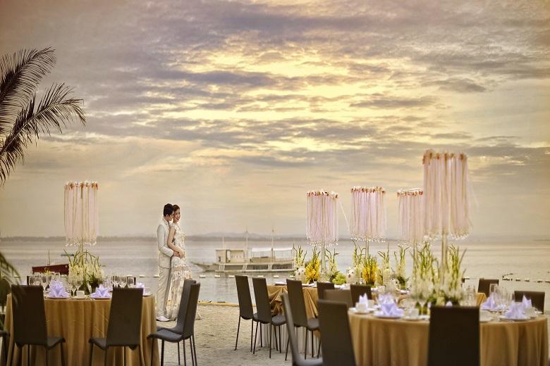 広い敷地内でのパーティプラン&ウェディングプランに最適なリゾートホテル!