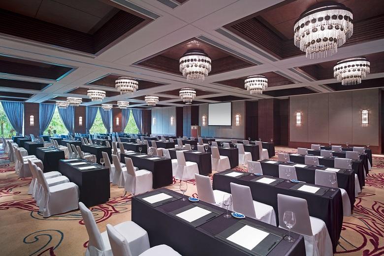 ミーティング、イベントにも適した大型リゾートホテル!