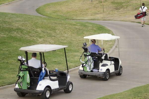 ゴルフ場のイメージ写真