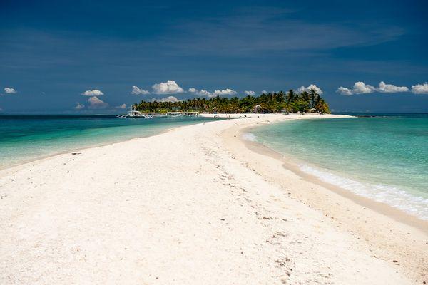 フィリピン カランガマン島
