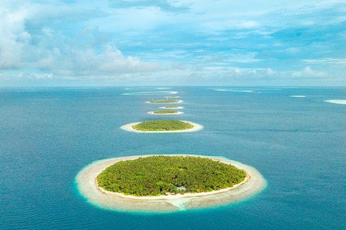 大自然の中で時間の流れを楽しむ!フィリピンの無人島への旅