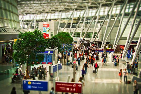 空港のイメージ写真