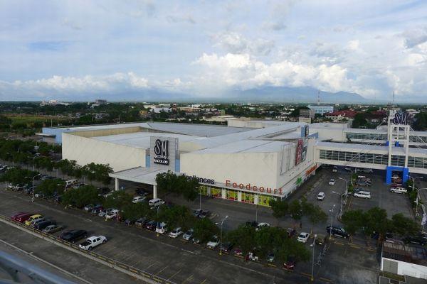 フィリピンのショッピングモール