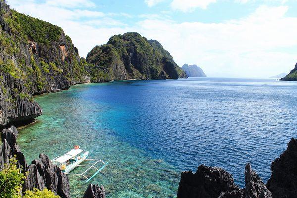 フィリピン エルニドの風景