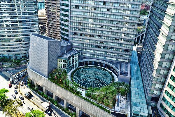 フィリピン・マニラのマカティ地区