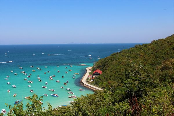 タイのサムイ島