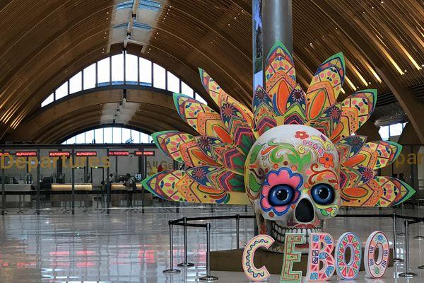 セブマクタン国際空港第2ターミナル