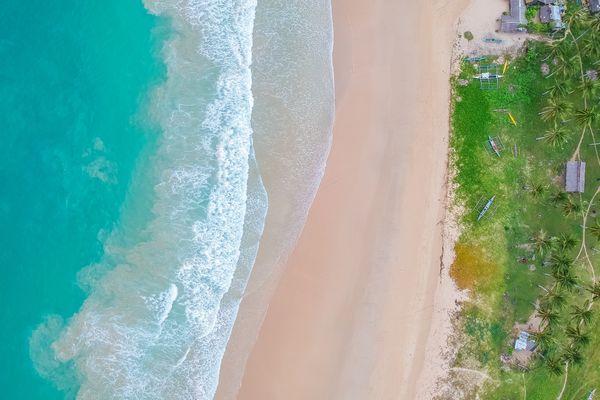 フィリピン エルニドのビーチ
