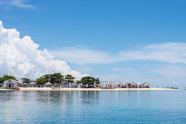 フィリピン、パンダノン島