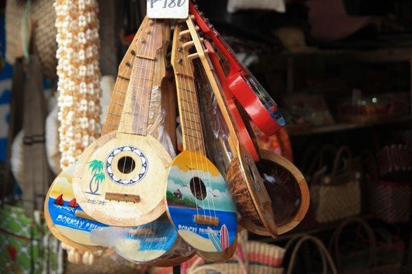 フィリピン・ボラカイ島のお土産品