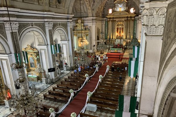 マニラのサン・アグスティン教会