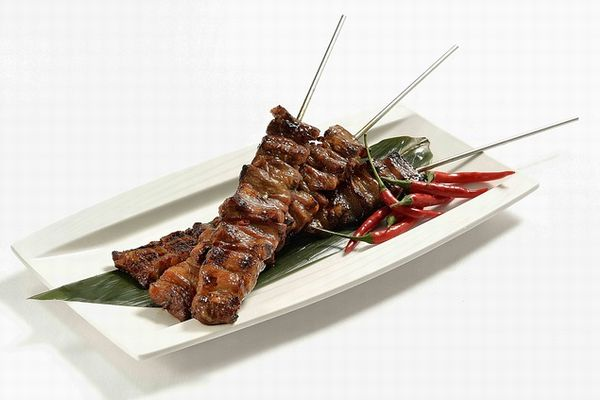 フィリピン料理 バーベキュー
