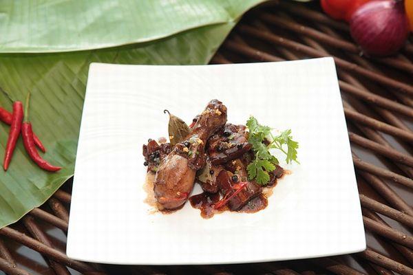 フィリピン料理アドボ