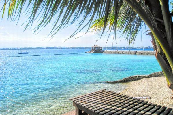 セブ島旅行はプライベートビーチ付きホテルで決まり♪