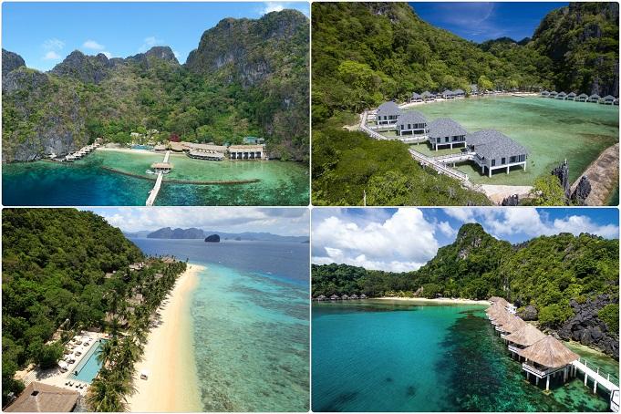フィリピン最後の秘境エリア「エルニド」/4島のリゾートをご紹介!